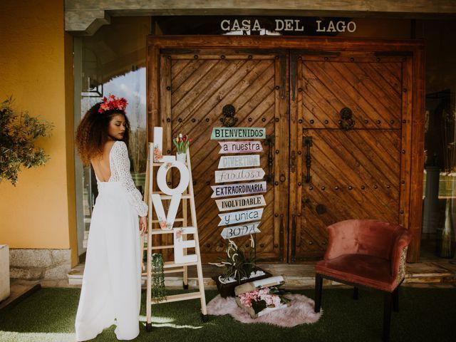La boda de David y Luisa en Valdemorillo, Madrid 18