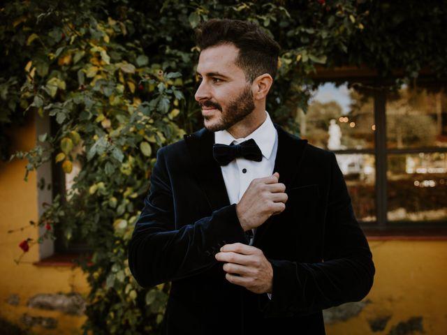 La boda de David y Luisa en Valdemorillo, Madrid 28