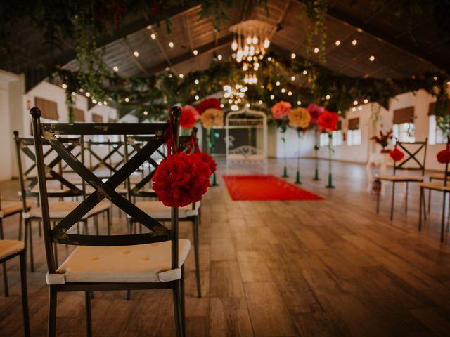 La boda de David y Luisa en Valdemorillo, Madrid 31