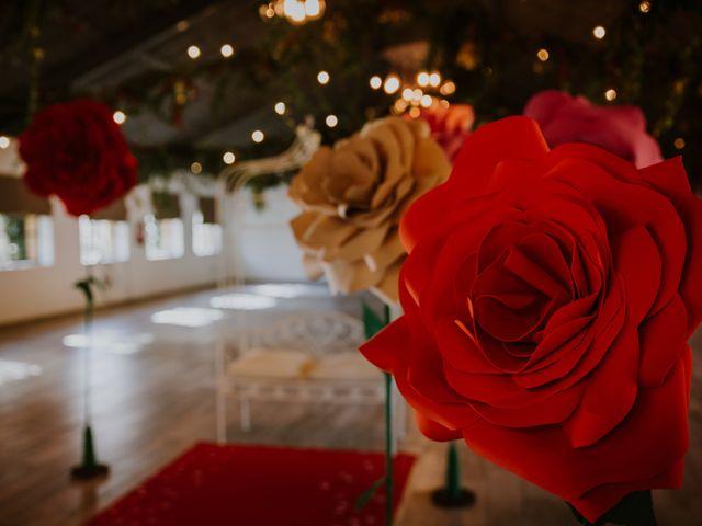 La boda de David y Luisa en Valdemorillo, Madrid 32