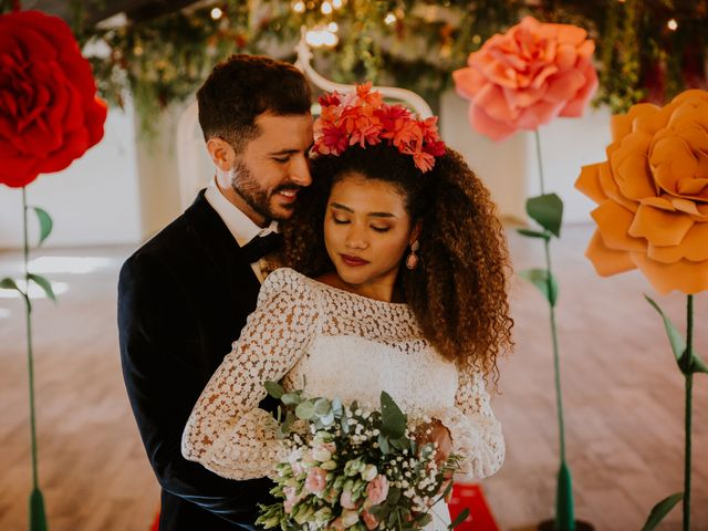 La boda de David y Luisa en Valdemorillo, Madrid 33