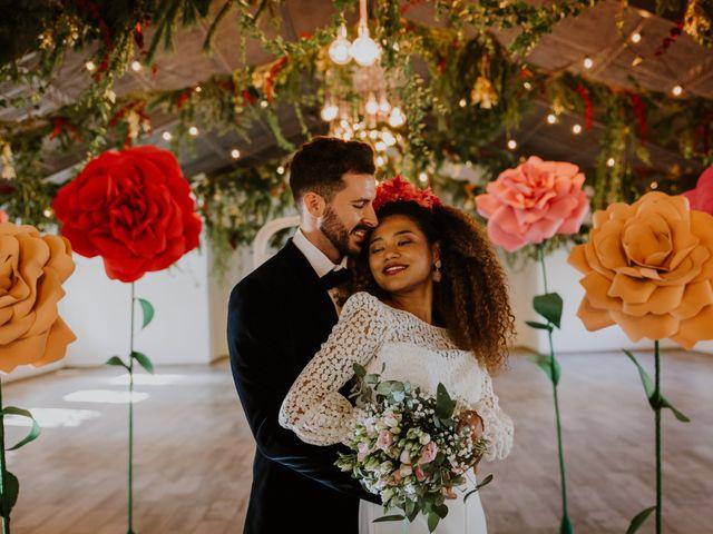 La boda de David y Luisa en Valdemorillo, Madrid 34