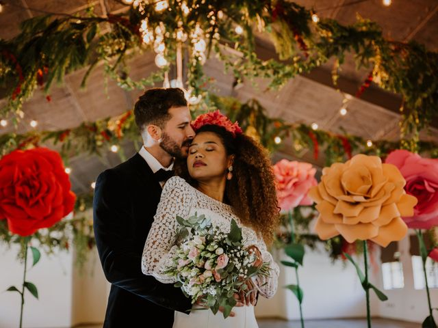 La boda de Luisa y David