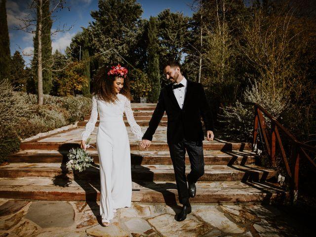 La boda de David y Luisa en Valdemorillo, Madrid 39