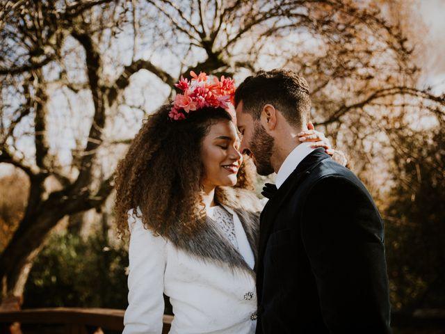 La boda de David y Luisa en Valdemorillo, Madrid 48
