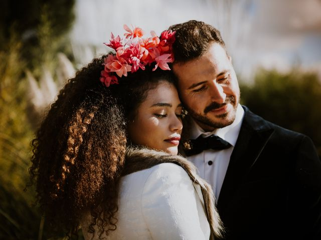 La boda de David y Luisa en Valdemorillo, Madrid 52