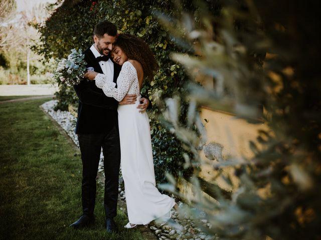 La boda de David y Luisa en Valdemorillo, Madrid 47