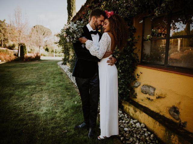 La boda de David y Luisa en Valdemorillo, Madrid 44