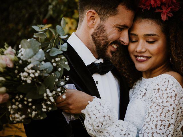 La boda de David y Luisa en Valdemorillo, Madrid 46