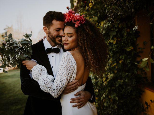La boda de David y Luisa en Valdemorillo, Madrid 50
