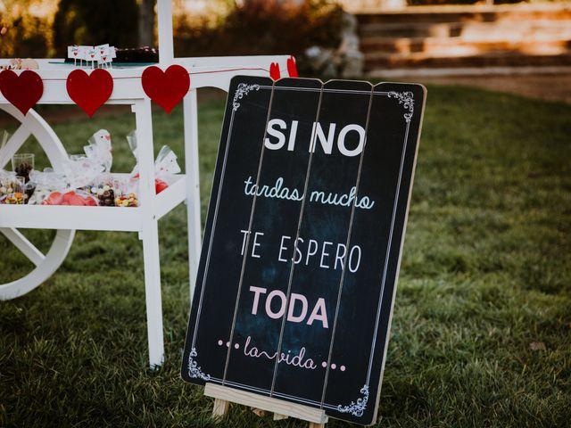 La boda de David y Luisa en Valdemorillo, Madrid 59