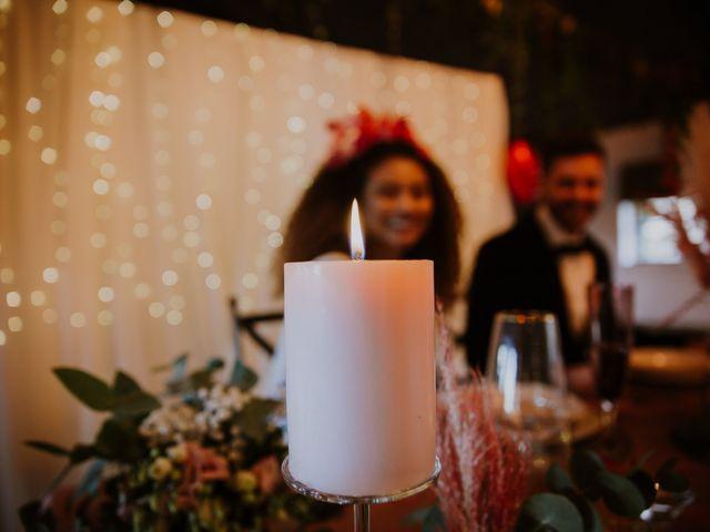La boda de David y Luisa en Valdemorillo, Madrid 61