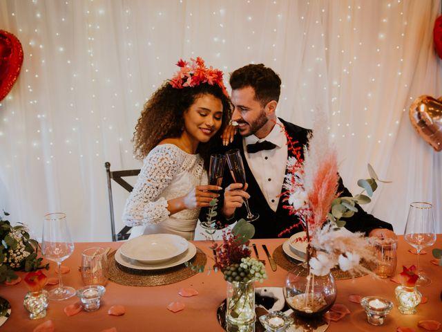 La boda de David y Luisa en Valdemorillo, Madrid 62