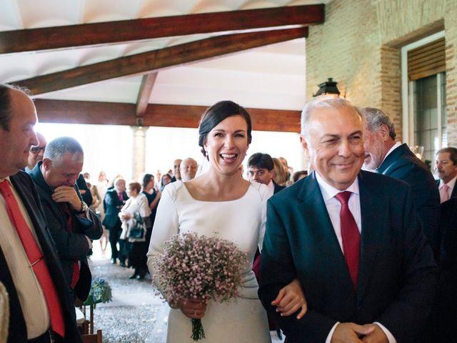 La boda de Álvaro y Adriana en Pozuelo De Alarcón, Madrid 23