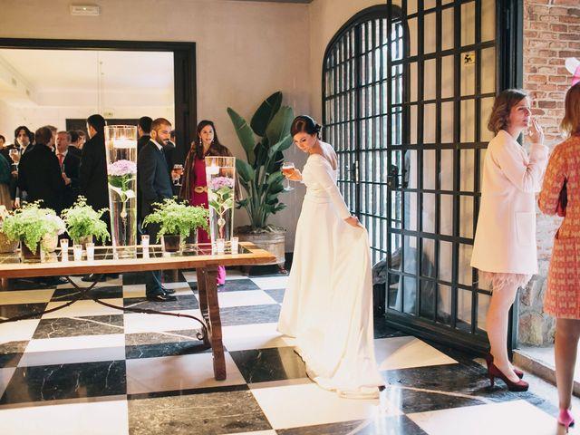 La boda de Álvaro y Adriana en Pozuelo De Alarcón, Madrid 39