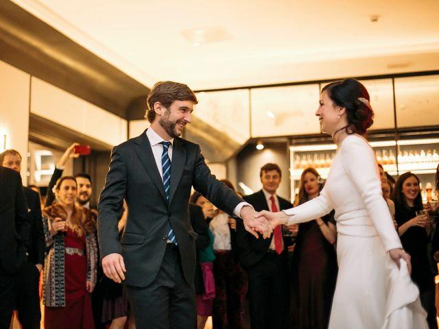 La boda de Álvaro y Adriana en Pozuelo De Alarcón, Madrid 45