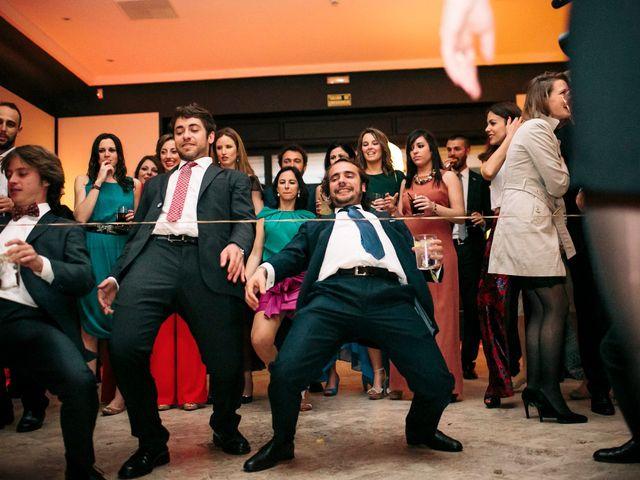La boda de Álvaro y Adriana en Pozuelo De Alarcón, Madrid 48