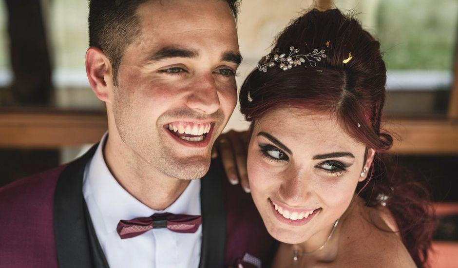 La boda de Mikel y Alaitz en Echarri Aranaz/etxarri Aranatz, Navarra