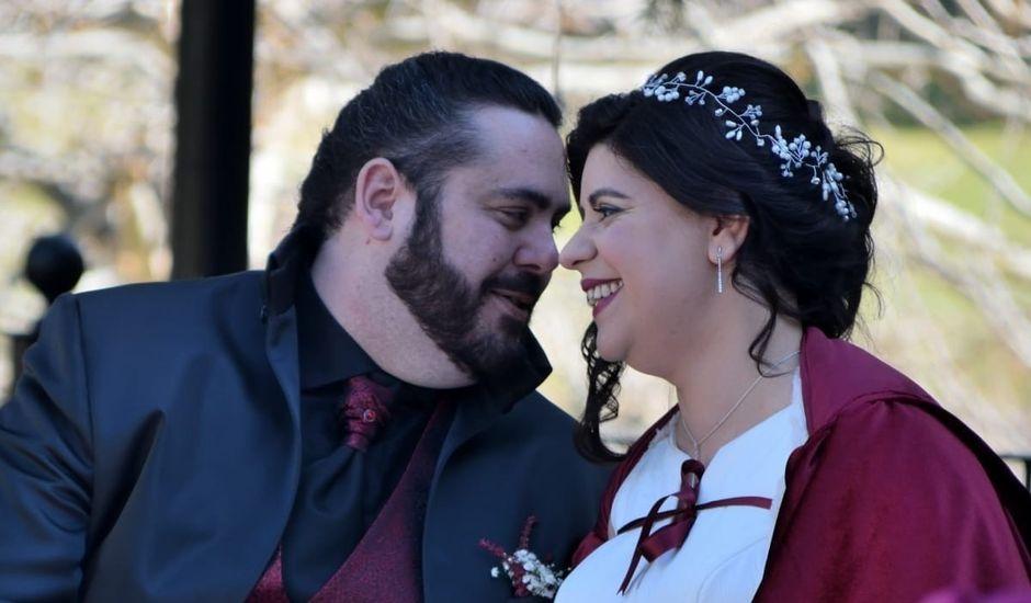 La boda de Isaac y Noelia en Carretera Vandellos, Tarragona