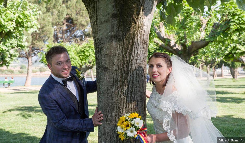 La boda de Robert y Ana en Igualada, Barcelona
