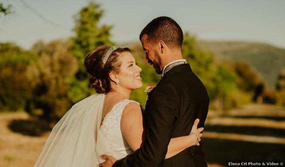 La boda de Daniel y María Paola en El Berrueco, Madrid