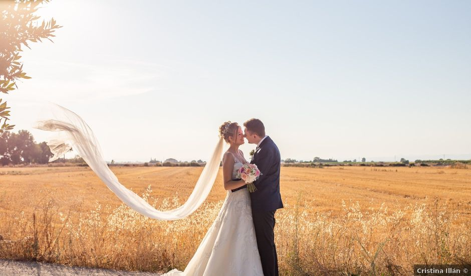 La boda de Rubén y Ana en Bellpuig, Lleida
