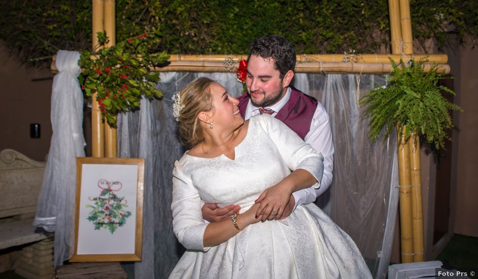 La boda de Alfonso y Lola en Murcia, Murcia