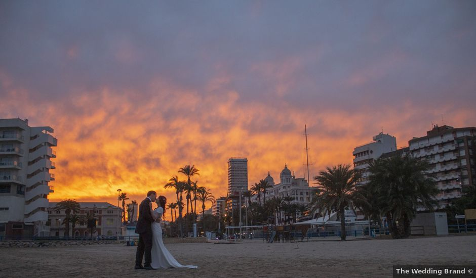 La boda de Jennifer y Mario en Albacete, Albacete