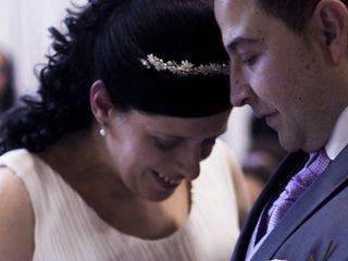 La boda de Pablo y Romi