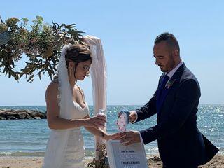 La boda de Leire y Santi