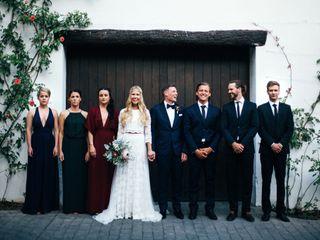 La boda de Elise y Andreas