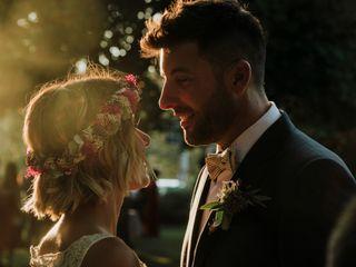 La boda de Sara y Eugenio