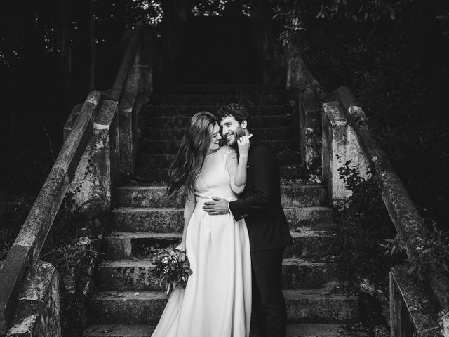 La boda de Ane y Mikel