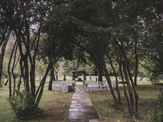 La boda de Mikel y Ane en Gordexola, Vizcaya 8