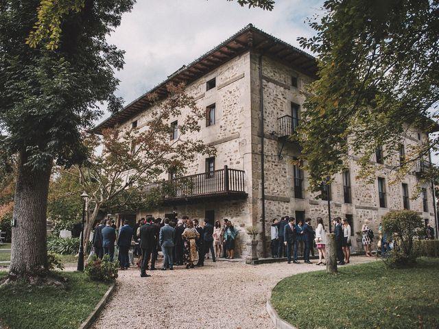 La boda de Mikel y Ane en Gordexola, Vizcaya 11