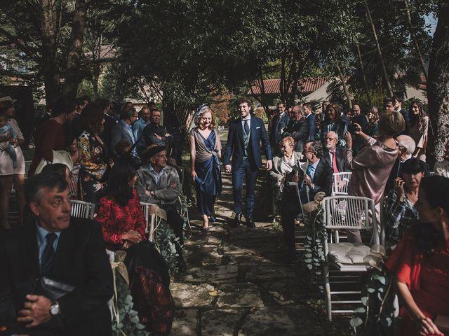 La boda de Mikel y Ane en Gordexola, Vizcaya 15