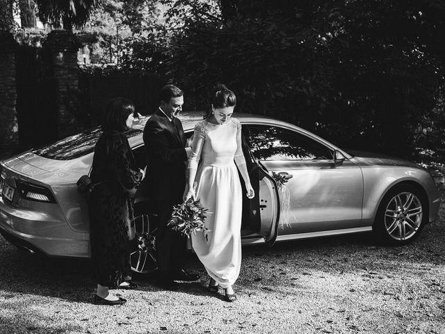 La boda de Mikel y Ane en Gordexola, Vizcaya 16