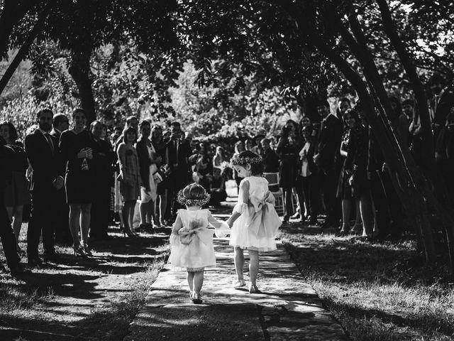 La boda de Mikel y Ane en Gordexola, Vizcaya 17