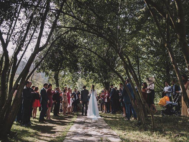 La boda de Mikel y Ane en Gordexola, Vizcaya 18