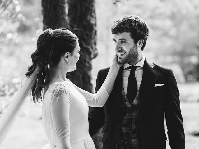 La boda de Mikel y Ane en Gordexola, Vizcaya 20