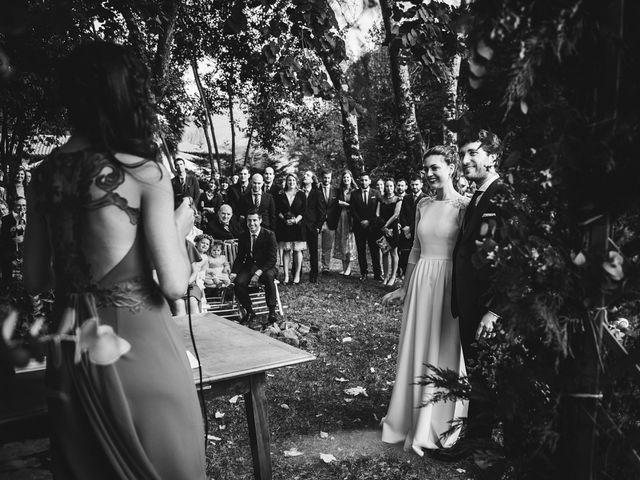 La boda de Mikel y Ane en Gordexola, Vizcaya 26