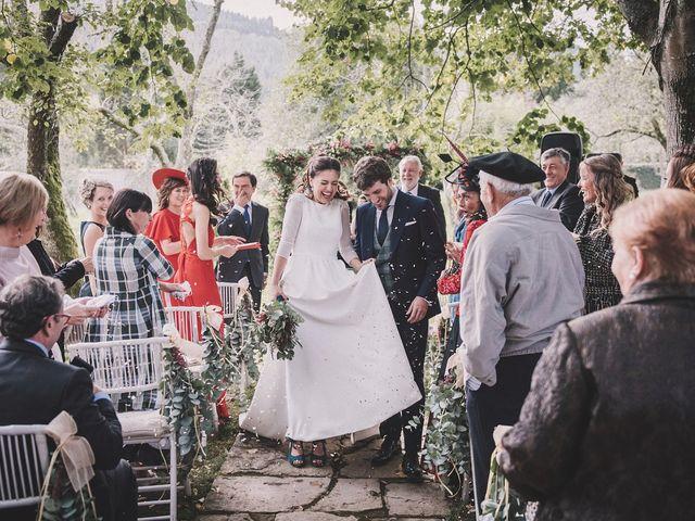 La boda de Mikel y Ane en Gordexola, Vizcaya 30
