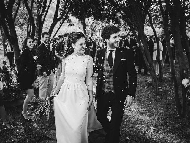 La boda de Mikel y Ane en Gordexola, Vizcaya 31
