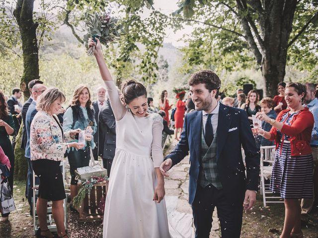 La boda de Mikel y Ane en Gordexola, Vizcaya 32