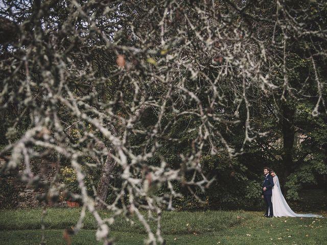 La boda de Mikel y Ane en Gordexola, Vizcaya 38