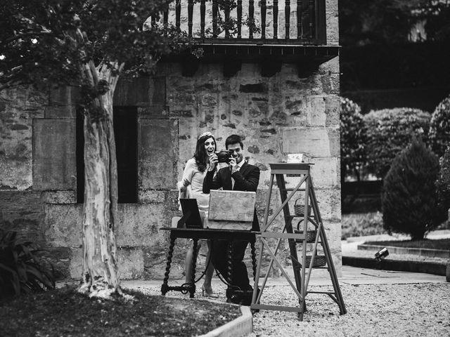 La boda de Mikel y Ane en Gordexola, Vizcaya 55