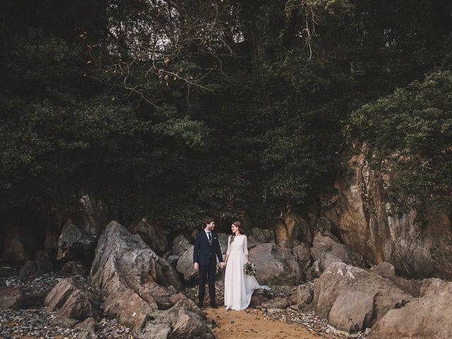 La boda de Mikel y Ane en Gordexola, Vizcaya 64