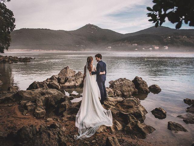 La boda de Mikel y Ane en Gordexola, Vizcaya 74