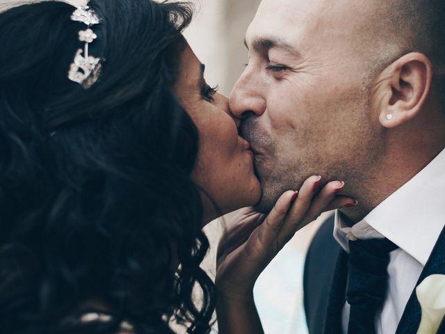 La boda de Zuri y David