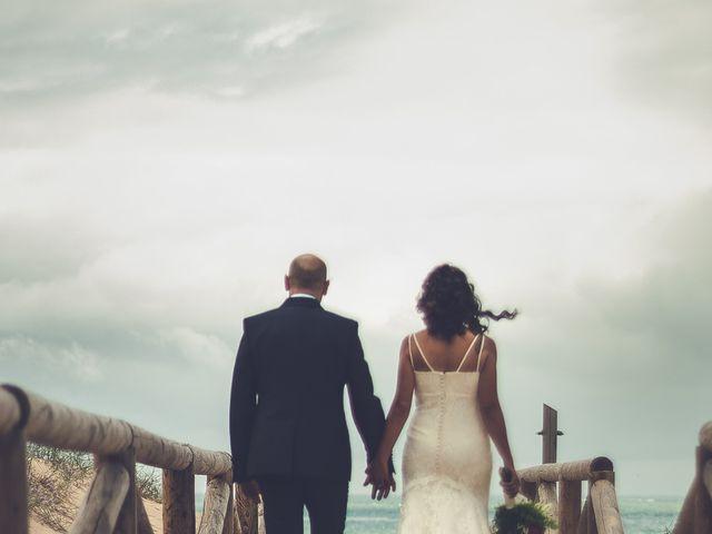 La boda de David y Zuri en Chiclana De La Frontera, Cádiz 9